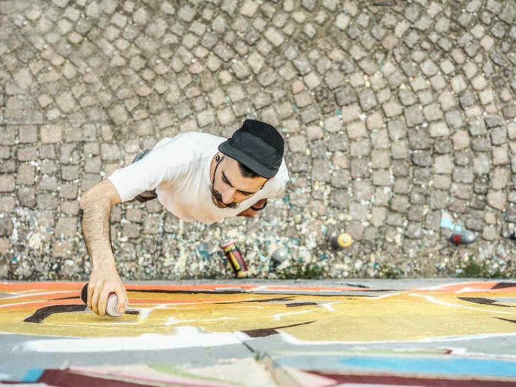 Murales contro lo smog, a Roma l'opera eco-friendly