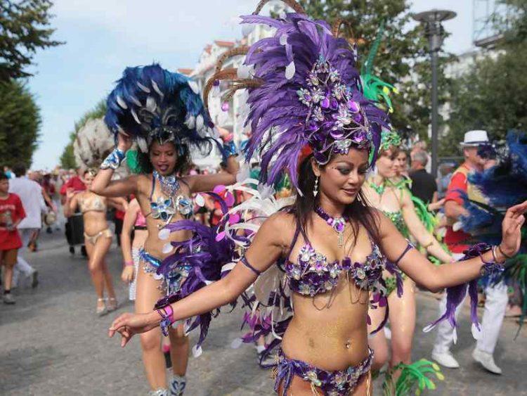 America Latina: un itinerario all'insegna del ballo