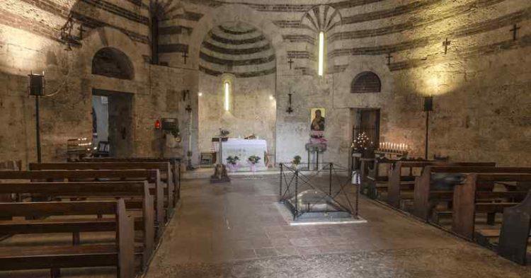 L'Abbazia di San Galgano, la vera rappresentazione della spada nella roccia