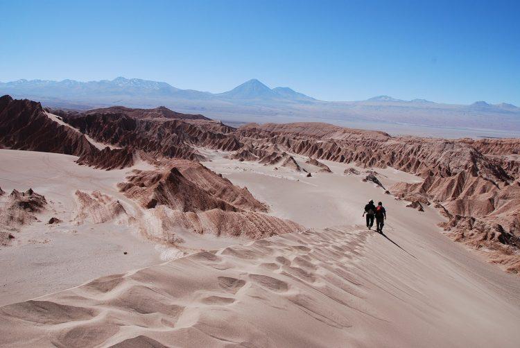 Colori bellissimi e Paesaggi stupendi, in viaggio tra Cile e Bolivia