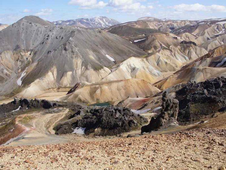 Islanda selvaggia, Landmannalaugar terra tra il fuoco e il ghiaccio