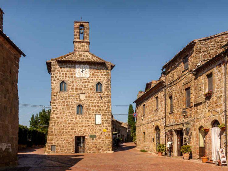 Toscana a Sovana