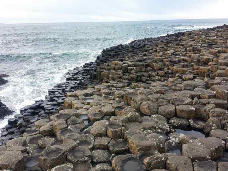 Giant's Causeway, tra leggenda e natura